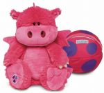 Buddy Balls - FIA THE PINK  DRAGON - Unzip The Smiles - NEW